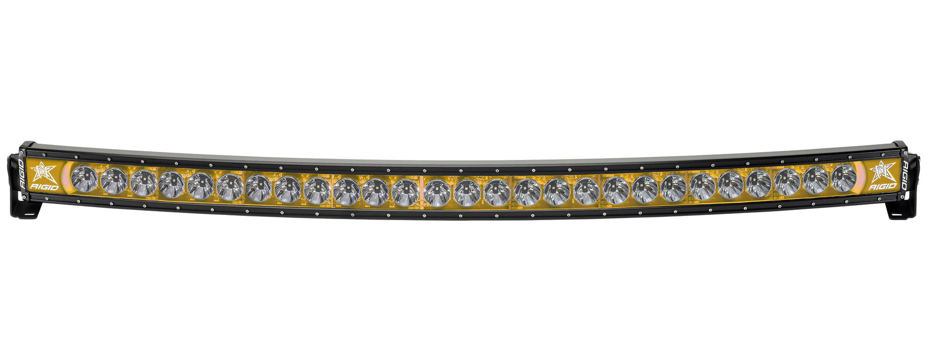 "Rigid Industries Radiance Plus Series Curved 50"" Multi-Color LED Light Bars - Wreckless Motorsports"