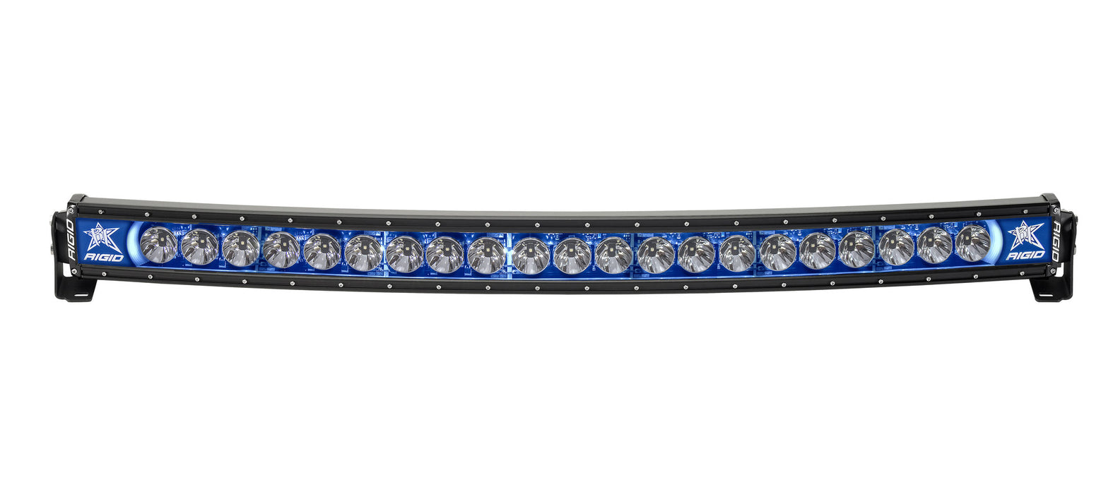 "Rigid Industries Radiance Plus Series Curved 40"" Multi-Color LED Light Bars - Wreckless Motorsports"