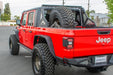 DV8 Off-Road Jeep Gladiator Bolt On Chase Rack (RRGL-01) - Wreckless Motorsports