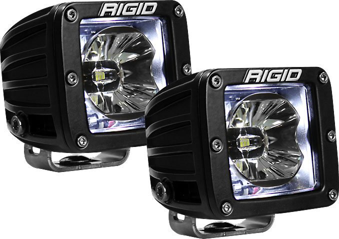 Rigid Industries Radiance Pod LED Light Pair - Wreckless Motorsports