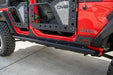DV8 Off-Road Jeep JL Rocker Guards With Rock Skins 18-Present JL 4 Door (SRJL-06) - Wreckless Motorsports