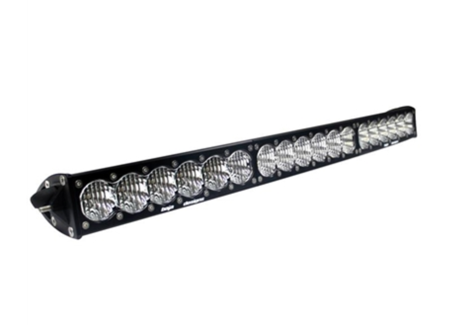 Baja Designs 30 Inch LED Light Bar Wide Driving Pattern OnX6 Arc Series (523004)