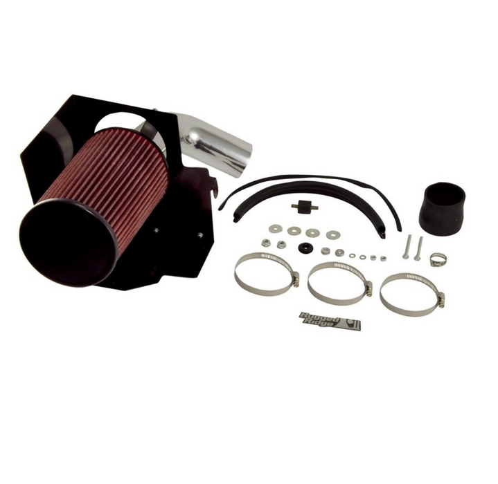 Rugged Ridge Cold Air Intake Kit; 07-11 Jeep Wrangler JK, 3.8L (17750.06) - Wreckless Motorsports