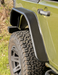 Rugged Ridge Steel Tube Fender Flares; F/R Set; 07-18 Wrangler JK (11615.48) - Wreckless Motorsports