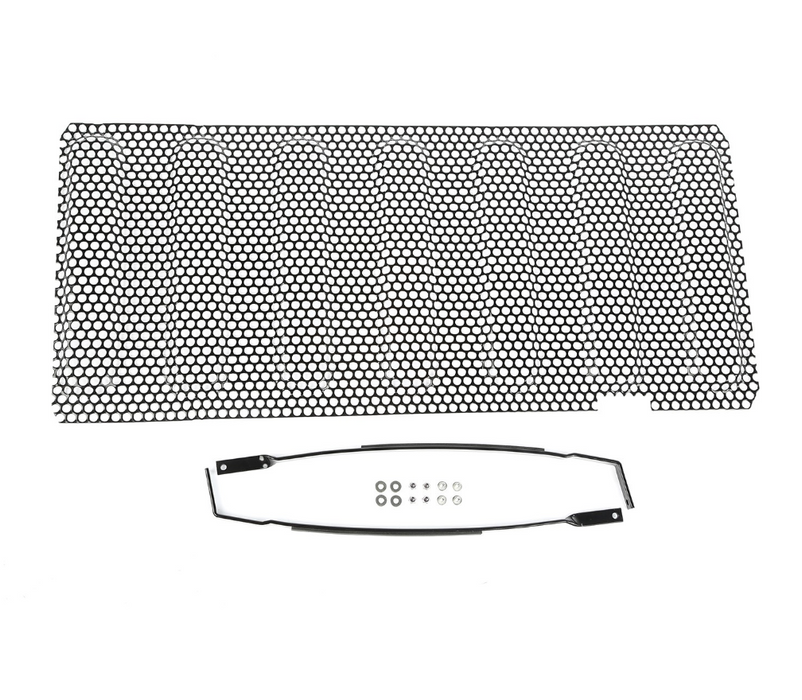 Rugged Ridge Grille Insert, Black; 07-18 Jeep Wrangler JK (11401.32) - Wreckless Motorsports