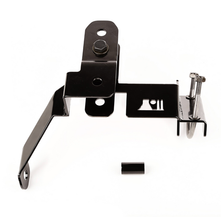 Rugged Ridge Suspension Track Bar Relocation Bracket, Rear; 07-18 Wrangler JK/JKU (18303.81) - Wreckless Motorsports