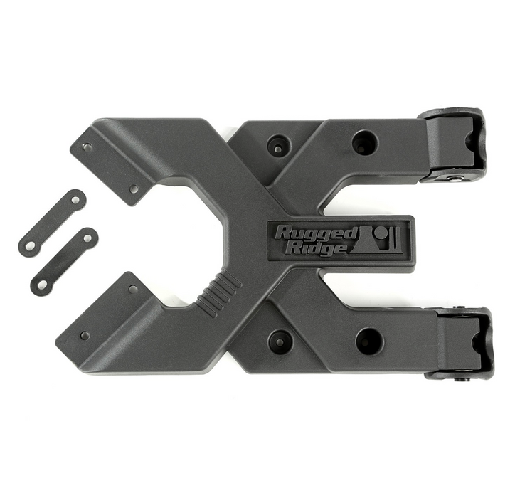 Rugged Ridge HD Tire Carrier Hinge Casting | 07-18 Jeep Wrangler JK (11546.51)