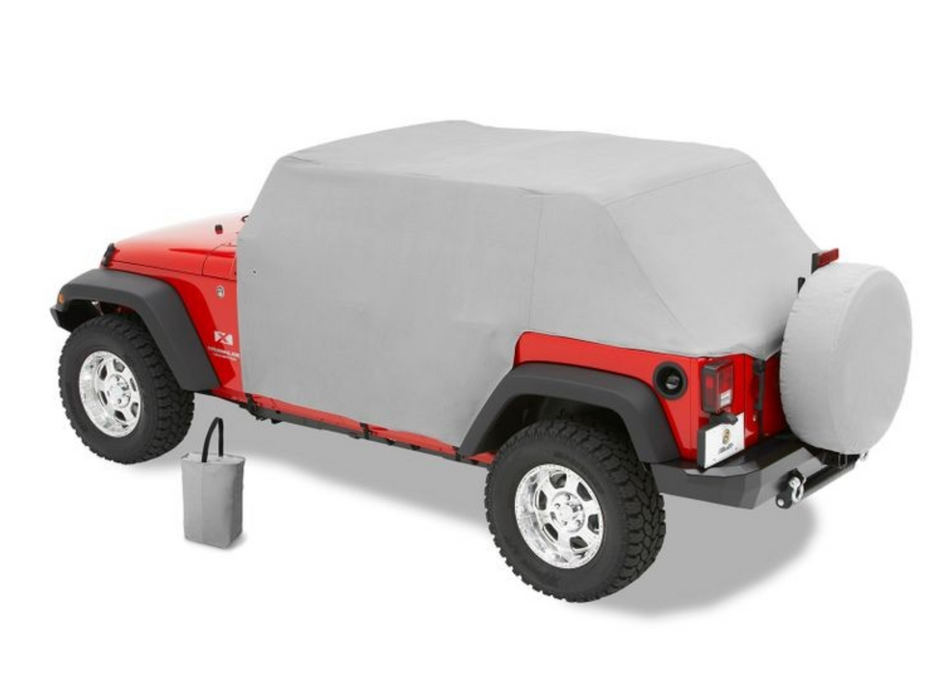 Bestop All Weather Trail Cover | 2007-2018 Wrangler Unlimited (81041-09)
