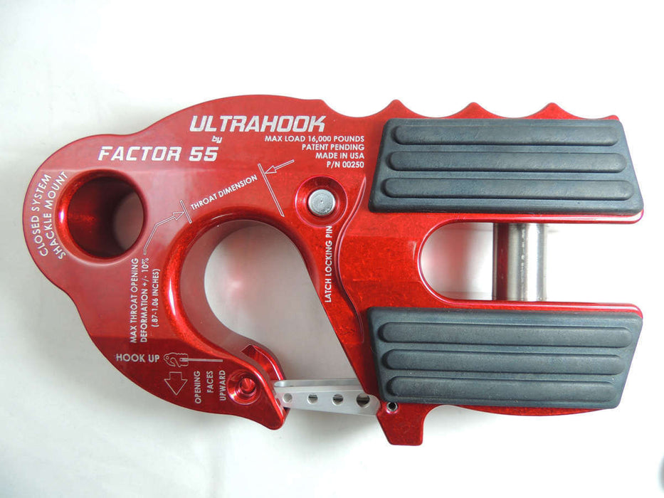 FACTOR 55 UltraHook - Wreckless Motorsports