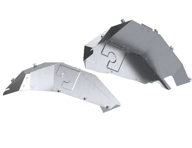 ARTEC Industries JL Rear Inner Fenders (JL5111) - Wreckless Motorsports