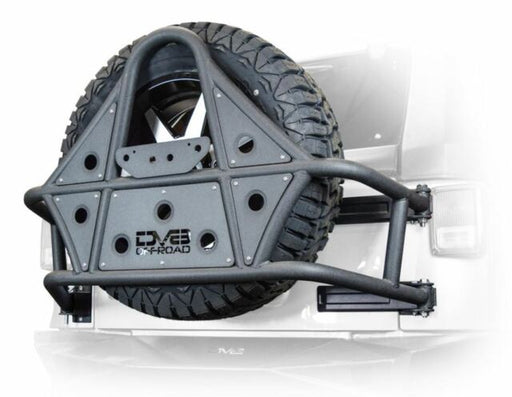 DV8 Off-Road TC-1 Body Mounted Tire Carrier (TCSTTB-01) - Wreckless Motorsports