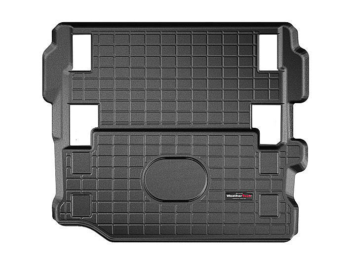 WeatherTech Full Cargo Area Liner for Jeep Wrangler JL 2 Door - Wreckless Motorsports