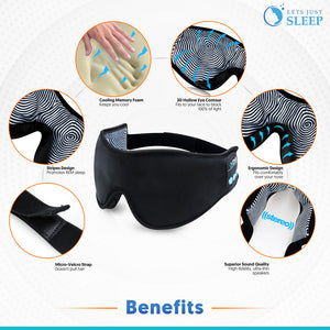 Sleep Mask Headphones