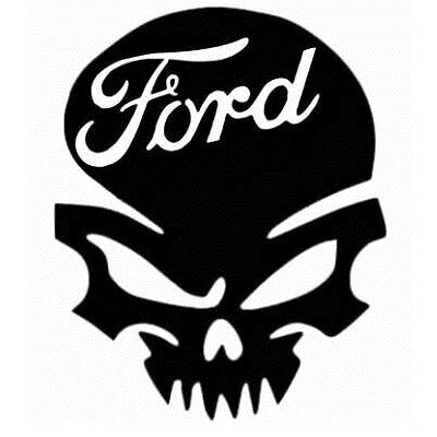 Sticker Ford Craniu