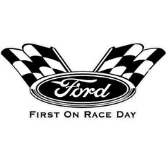Sticker Ford Racing
