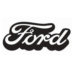 Sticker Ford