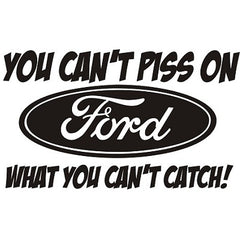 Sticker Ford Can't Catch This