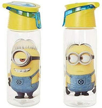 Load image into Gallery viewer, Zak - Minions Water Bottle - [ 24OZ ] Child Safety 739ml Childrens TRITAN Hydro Canteen BPA Free Water Bottle - Leak Proof - Jungle Park Toys