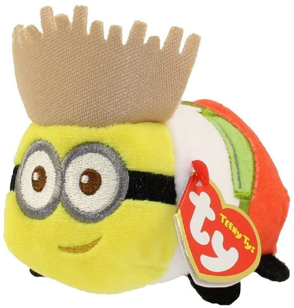 Ty Teeny Despicable Me 3 Tourist Dave - Minion Plush - Jungle Park Toys
