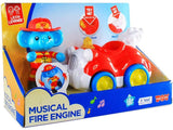 Musical Fire Engine - Jungle Park Toys