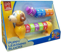 Puppy Learning Blocks - Little Learner - Jungle Park Toys