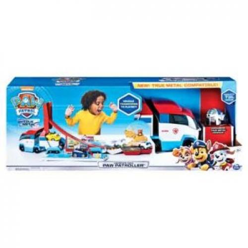 PAW PATROL LAUNCH N HAUL PAW PATROLLER - Jungle Park Toys