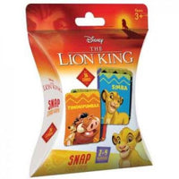 THE LION KING SNAP CARD GAME - Jungle Park Toys