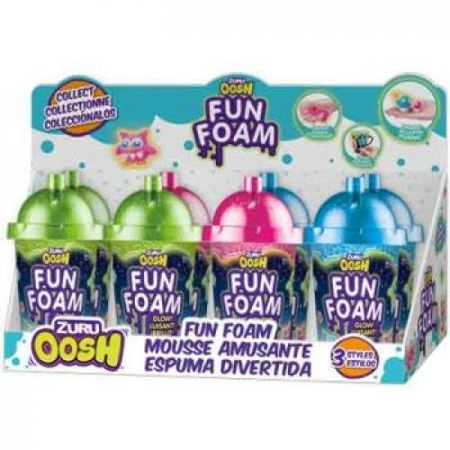 ZURU OOSH FUN FOAM ASSORTED - Jungle Park Toys