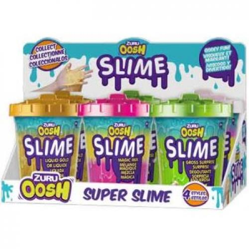 ZURU OOSH SLIME LARGE ASSORTED - Jungle Park Toys