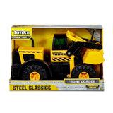 TONKA STEEL CLASSIC FRONT LOADER - Jungle Park Toys