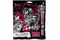 Monster High Paint Sun Catchers Set Includes 2 Sun Catchers / 6 Paint Pots & 1 Paint Brush - Jungle Park Toys
