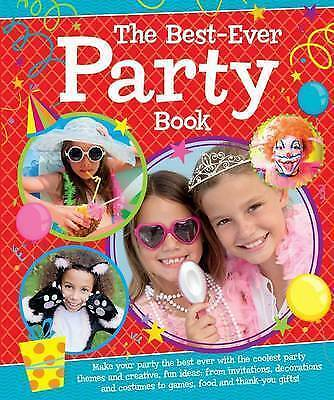 Best Ever Party Book by Publishing Alicat - Jungle Park Toys
