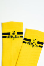 Load image into Gallery viewer, AME Yellow Socks