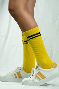 AME Yellow Socks