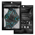 Wolf Star Face Mask