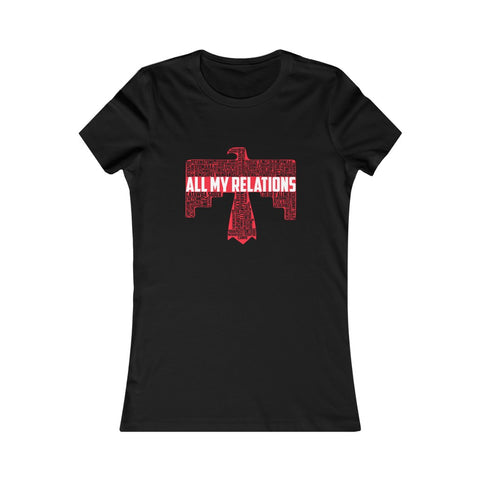 All My Relations Thunderbird Women's T-Shirt