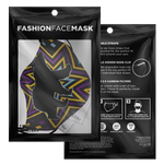 Bear Star Face Mask
