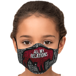 All My Relations Buffalo Face Mask