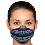 Ribbonwork Face Mask