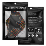 Bear Star Face Mask 2