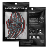 Holiday Sweater Face Mask