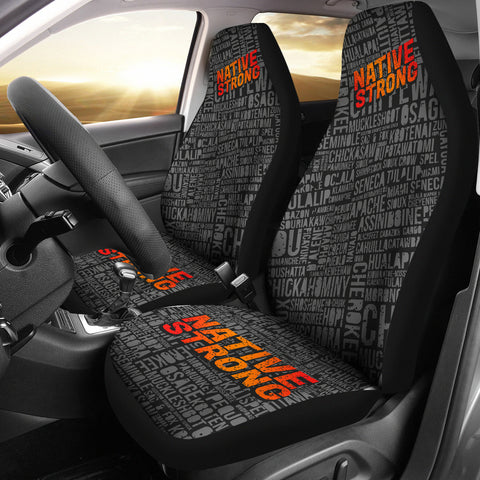 Native Strong Car Seat Covers