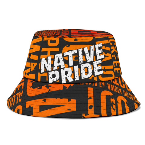 Native Pride Bucket Hat