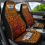 Native Pride Car Seat Covers