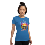 Women's Saturday Night at the Pow Wow T-shirt