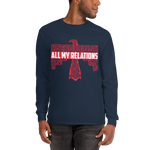 All My Relations - Thunderbird Tribal Long Sleeve Shirt