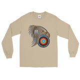 Native Warrior Long Sleeve Shirt