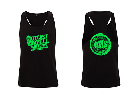 The 'OBS Original' Vest - Green
