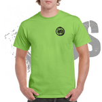 The 'Hash Tag' T-Shirt - Green