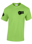 The 'No BS Method' T Shirt - Green